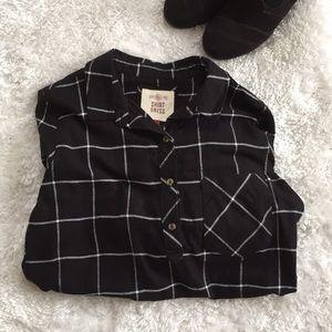 Dresses & Skirts - Soft Flannel Shirt Dress
